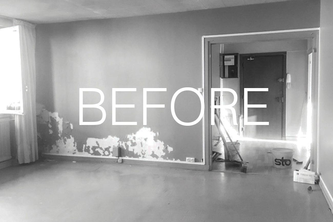 Architecte Interieur – Projet 001 Renovation complete 01